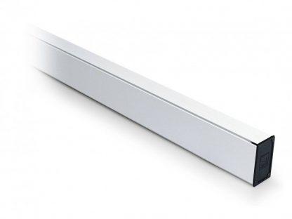 Ramię aluminiowe płaskie o wymiarach 60x40x2700mm.