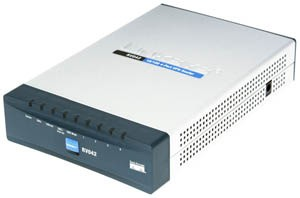 Cisco RV042-EU 2xWAN VPN Router