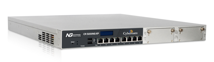 Firewall UTM Cyberoam CR100iNG CRI-0100iNG-01