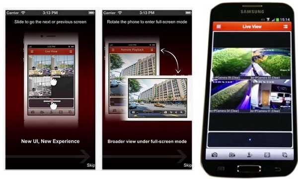 monitoring Wrocław- aplikacja